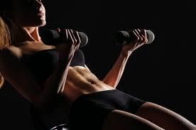 Blog 1 - Sportende vrouw